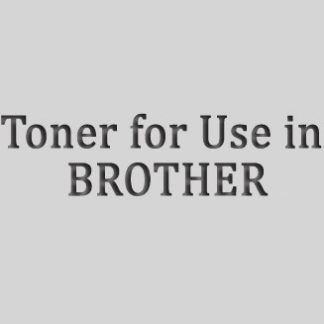 Toner for Use in BROTHER