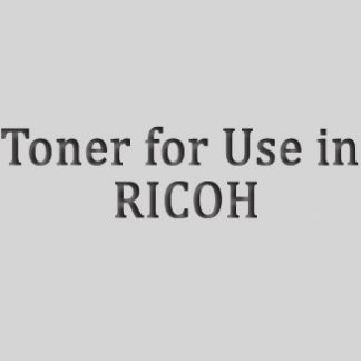 Toner for Use in RICOH