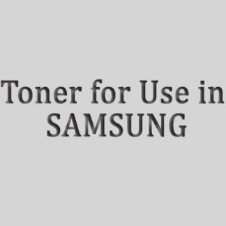 Toner for Use in SAMSUNG